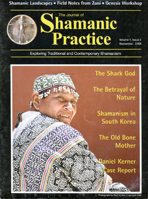 Journal of Shamanic Practice: Fall 2008