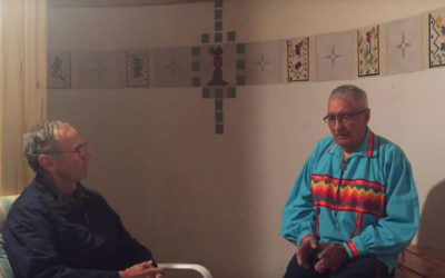 Interview with Joseph Rael, 2016 Eagle Feather Recipient