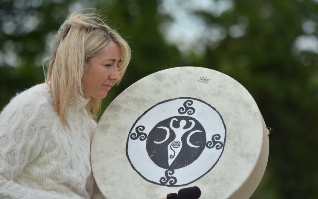 Drumming for a Shamanic Journey
