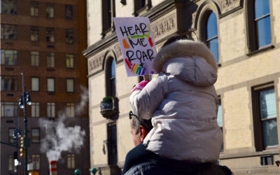 Integrating New Energy from the Women's March
