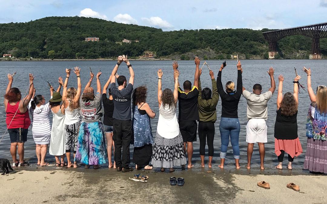 Praying at the River