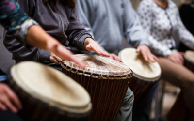 RHYTHM, DRUMMING, AND SHAMANISM