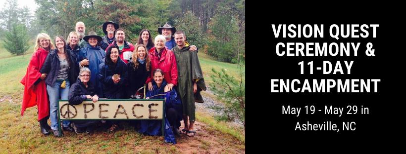 11-Day Encampment & Vision Quest Ceremony (Asheville)