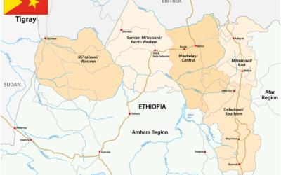 Tending to Tigray: A HUMANITARIAN CRISIS