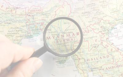 Tending to Myanmar